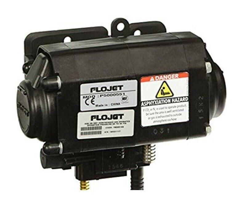 Flojet, PUMP, N5000-520,T5000520B, Bag-In-Box Pump, Less Shut off, FLOJET NEW