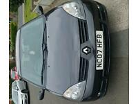 07 plate clio 1.2 tested spares or repair