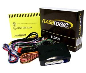 FlashLogic-FLCAN-Multi-Platform-Canbus-Enabled-Doorlock-Interface-Car-Bypass
