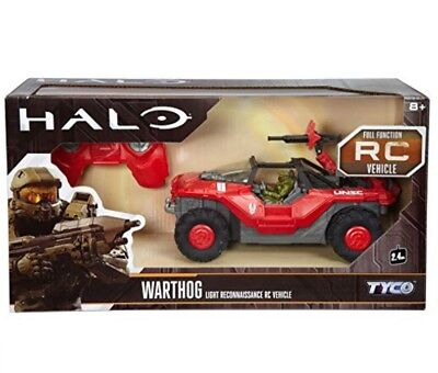 New Halo Warthog M12 Light Reconnaissance Radio Controlled Veichle, Mattel