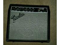 Fender front man 15g 38W amp