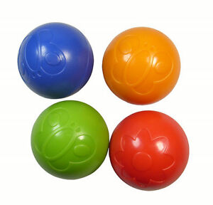 4pcs Balls Size 4.5CM Sit to Stand Playzone Giraffe For Fisher Price Replacement