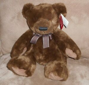 Plush Teddy Bear by Russ