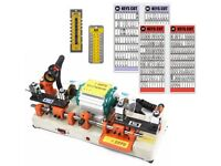 Dual Pro One Key Cutting Machine Package