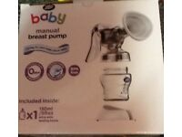Boots Baby Manual Breast Pump Set