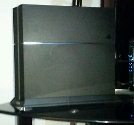 PS4 500GB GTA 5 BUNDLE WITH STAND