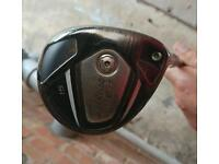 Titleist 3 wood with 2 shafts