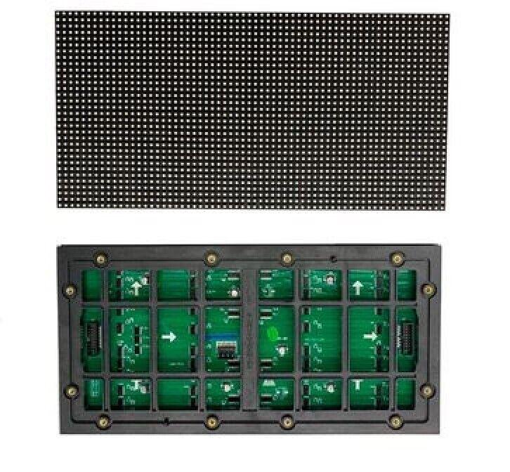 2x P5 RGB LED Matrix Panels Display OUTDOOR 64x32 pixel 320 x 160 mm