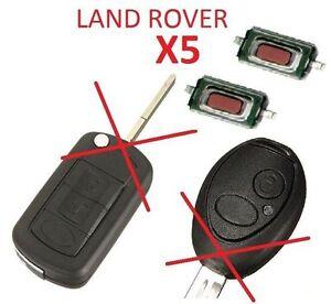 5-PULSANTE-CHIAVE-TELECOMANDO-LAND-ROVER-DISCOVERY-2-3-TDV6-RANGE-ROVER-HSE