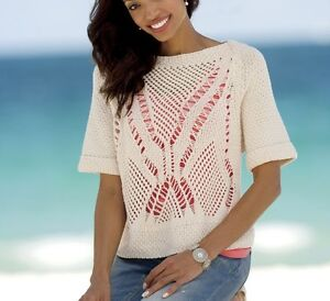 Monroe and main crop of the season sweater new size 1x plus