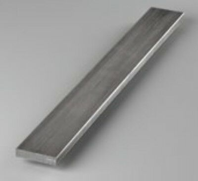 New Stainless Steel Flat Bar Stock 316 X 1 X 6 Craft Knife Making Brackets