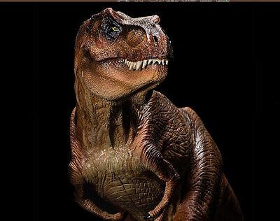 Jurassic Dinosaurs T-rex Tyrannosaurus Figure Collectible Model 2019 New Product (T-rex Merchandise)