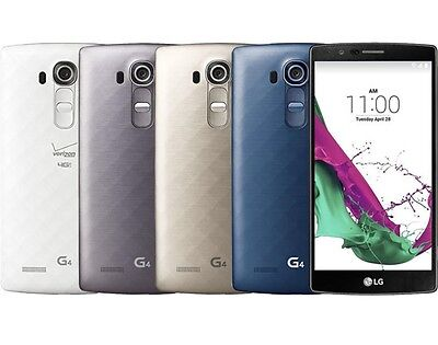 LG G4 VS986 32GB (Verizon)r Smartphone Cell Phone Unlocked GSM AT&T T-Mobile G-4