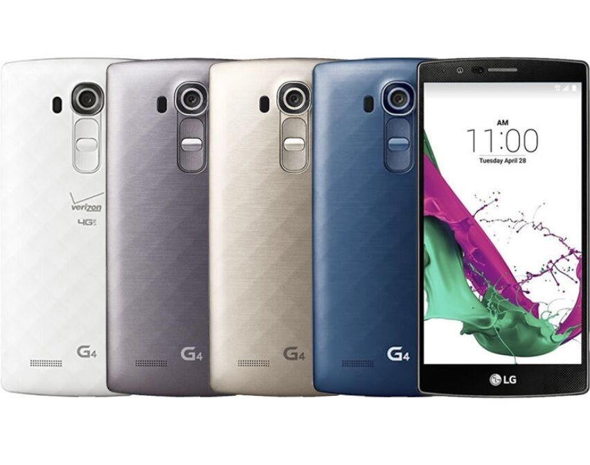LG G4 VS986 32GB VerizonSmartphone Cell Phone Unlocked GSM ATT TMobile G4