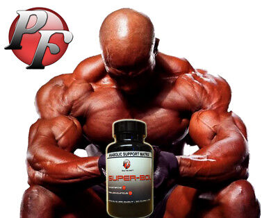 SUPERBOL TURKESTERONE EXTREME Energy Growth Bodybuilding Supplements Pre Workout