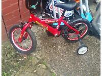 """Boys Dunlop Hero 12"""" bike"""