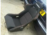 Corbeau Racing Bucket Seat (Drift Drag Cobra Sparco Recaro Bride)