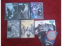 Job lot oasis cds/dvds