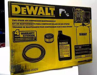 Dewalt Dxcm165-0329 Two-stage Air Compressor Maintinance Kit