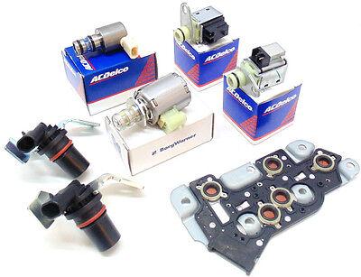 4L80E Transmission Solenoid Kit wSpeed Sensors 7pc  ALL BRAND NEW 04 On 99082
