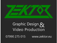 Freelance Graphic Designer - Videographer - Video Editor - Filmmaker - Video Production