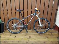 Specialized hardrock comp small plus upgrades mountain bike