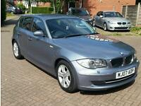 Bmw 118i SE 1 lady owner from new