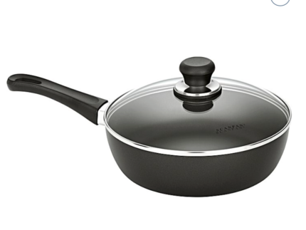 Scanpan Titanium 26cm saute pan NEW