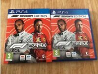 PlayStation 4 Game - F1 2020 - PS4