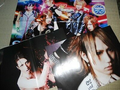 Alice Nine Nightmare ViVid PSC SHOXX POSTERS Japan LIMITED