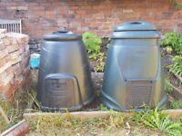 220 L litres Big size composting bin compost converter