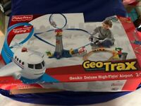 Fisher Price GeoAir high flying airport