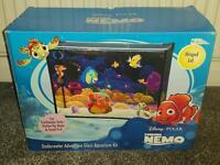 Nemo fish tank full setup