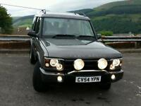 Landrover discovery td5 04 plate
