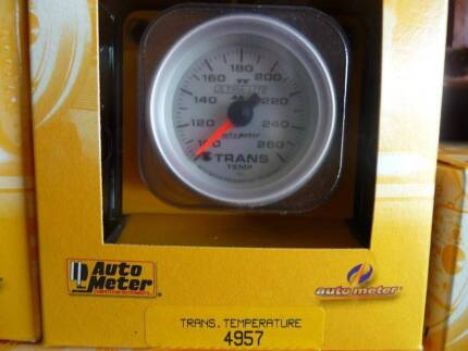 Brand New Auto Meter Ultra Lite II Tranny Temp Guage #4957 Ocean Reef Joondalup Area Preview
