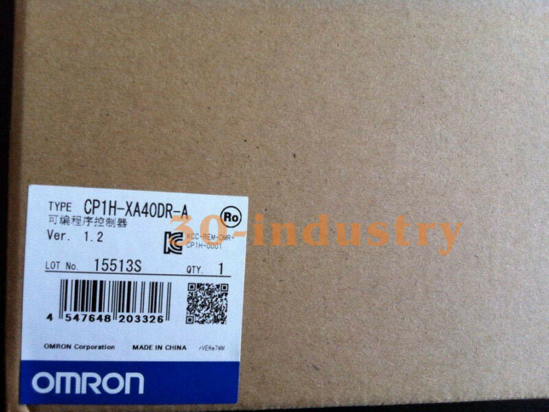 1PCS NEW FOR Omron programming controller CP1H-XA40DR-A