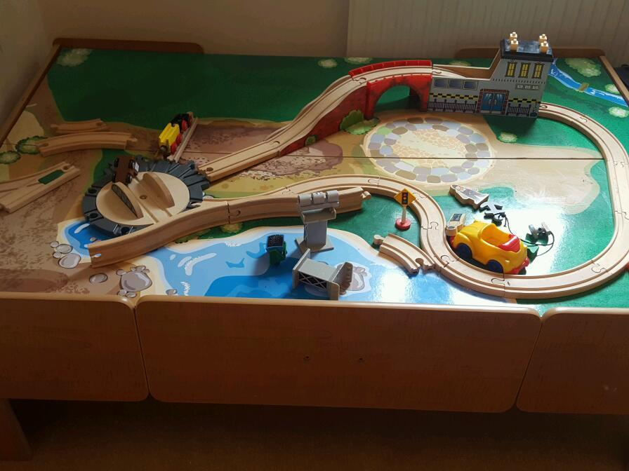 Toys R Us Trains : Toys r us train table in stanmore london gumtree