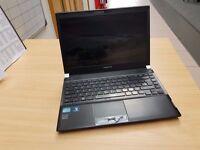 Toshiba Portege R830 laptop 8gb ram Intel Core i3-2nd generation processor