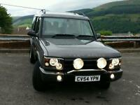 Landrover discovery td5 4x4