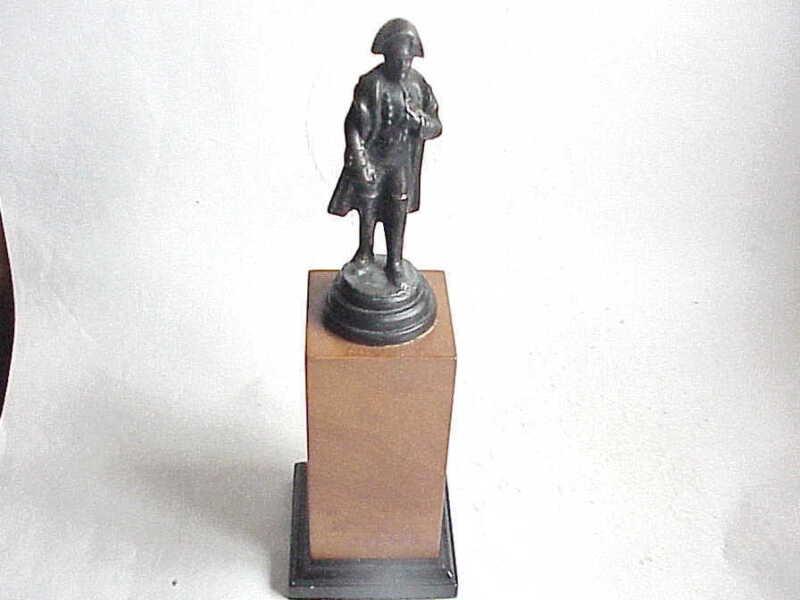 Wonderful Vintage Napoleon Monument Statue