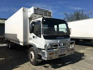 ISUZU Refrigerated 12 pallet truck Cairns Cairns City Preview
