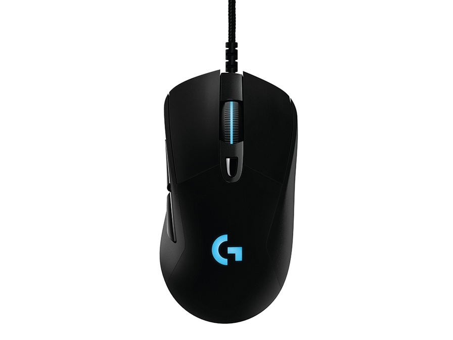 Details about Logitech G403 Prodigy Gaming Mouse with High Performance  Gaming Sensor 12000DPI