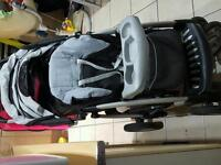 Graco pushchair
