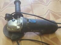 PB Mini angle grinder 115mm