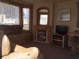 2BEDROOM STATIC CARAVAN ST HELENS HOLIDAY PARK ISLE OF WIGHT FINANCE AVAILABLE LOW SITE FEES