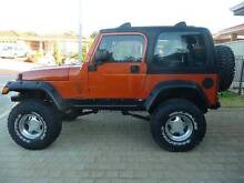 2002 Jeep Wrangler V8 Project Ocean Reef Joondalup Area Preview
