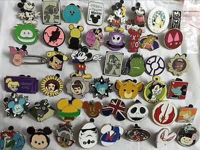 Walt Disney World Pins For Sale Set of 100 No Duplicates Trading Cast Member Pin](Pins For Sale)