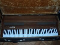 Professional Roland electronic piano.