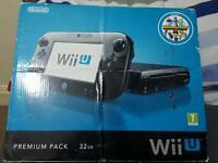 Wii U 32gb Premium Pack with Mario Bros