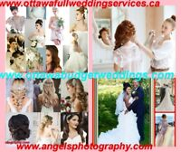 Bridal makeup+hair style+photography from $299mat 613 729 1583